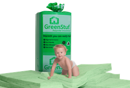 Greenstuf Polyester Wall Insulation