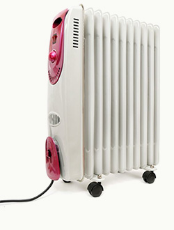 Electric-oil-heater